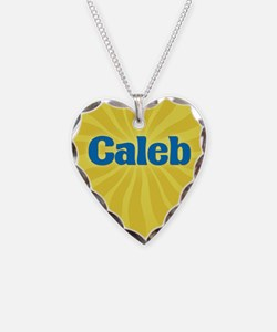 Caleb Sunburst Necklace