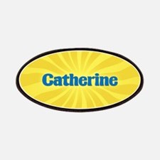 Catherine Sunburst Patch