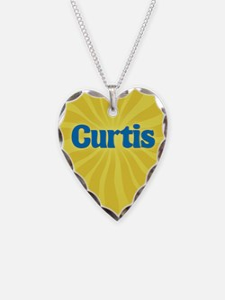 Curtis Sunburst Necklace