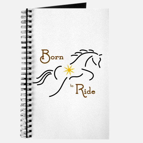 Born to Ride - Journal