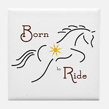 Born to Ride - Tile Coaster