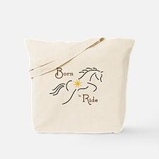 Born to Ride - Tote Bag