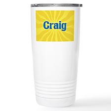 Craig Sunburst Travel Mug