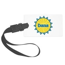Dana Sunburst Luggage Tag