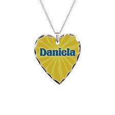 Daniela Sunburst Necklace
