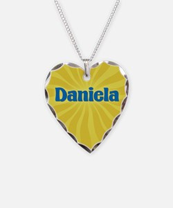 Daniela Sunburst Necklace