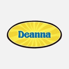 Deanna Sunburst Patch