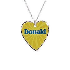 Donald Sunburst Necklace