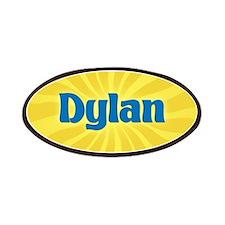 Dylan Sunburst Patch