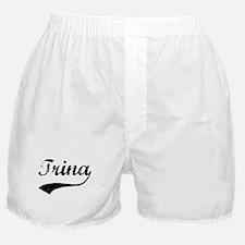 Vintage: Trina Boxer Shorts