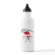 Killer Christmas Water Bottle