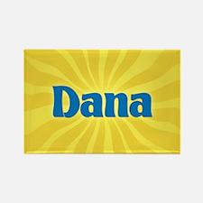 Dana Sunburst Rectangle Magnet