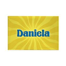 Daniela Sunburst Rectangle Magnet