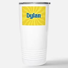 Dylan Sunburst Stainless Steel Travel Mug