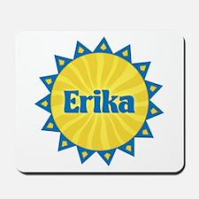 Erika Sunburst Mousepad