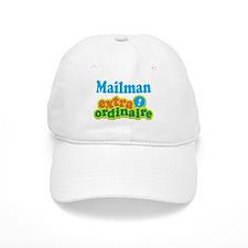 Mailman Extraordinaire Baseball Cap