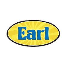 Earl Sunburst Patch