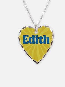 Edith Sunburst Necklace
