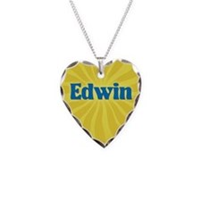 Edwin Sunburst Necklace