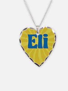 Eli Sunburst Necklace