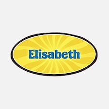 Elisabeth Sunburst Patch