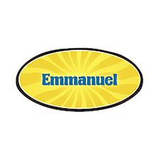 Emmanuel Sunburst Patch