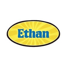 Ethan Sunburst Patch