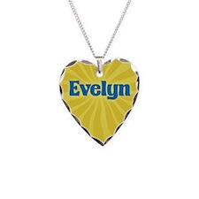 Evelyn Sunburst Necklace