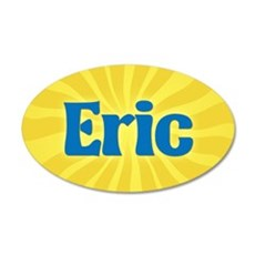 Eric Sunburst Wall Decal