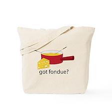Got Fondue Tote Bag