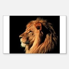 The King of the Jungle Decal