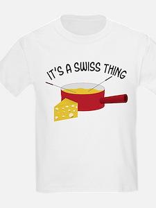A Swiss Thing T-Shirt