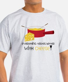 With Cheese T-Shirt