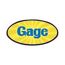 Gage Sunburst Patch