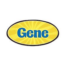 Gene Sunburst Patch