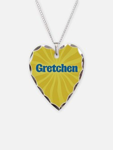 Gretchen Sunburst Necklace
