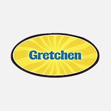 Gretchen Sunburst Patch