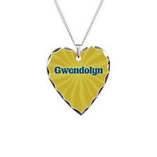 Gwendolyn Sunburst Necklace