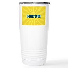 Gabriela Sunburst Travel Mug