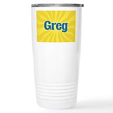 Greg Sunburst Travel Mug