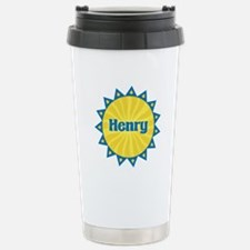 Henry Sunburst Travel Mug