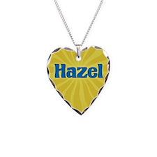 Hazel Sunburst Necklace