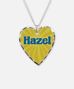 Hazel Sunburst Necklace