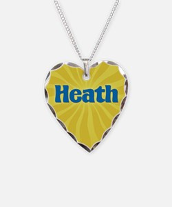 Heath Sunburst Necklace