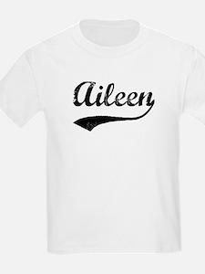 Vintage: Aileen Kids T-Shirt