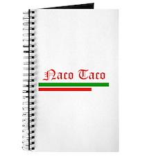 Naco Taco Journal