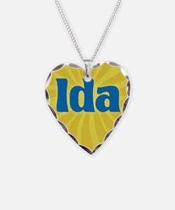 Ida Sunburst Necklace