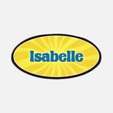 Isabelle Sunburst Patch