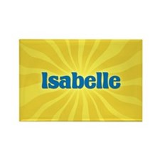 Isabelle Sunburst Rectangle Magnet