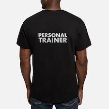 Personal Trainer Black/White T